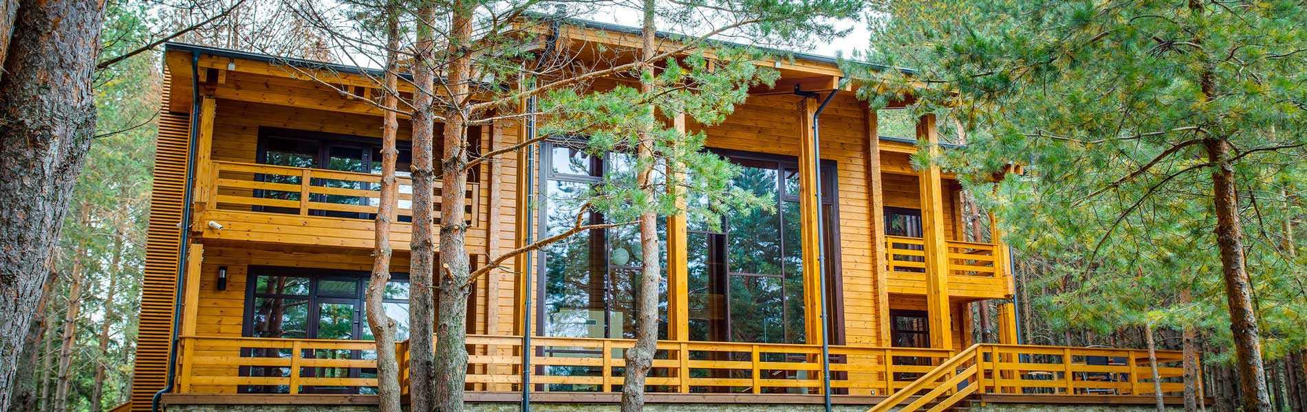 Внутренняя отделка деревянного дома имитация бруса